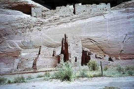 Canyon de Chelly Din'e home sacred